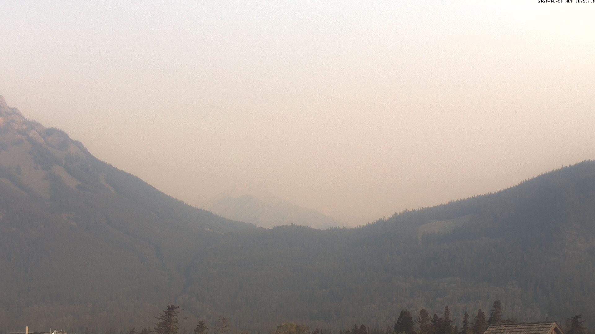 Mt. Norquay Webcam