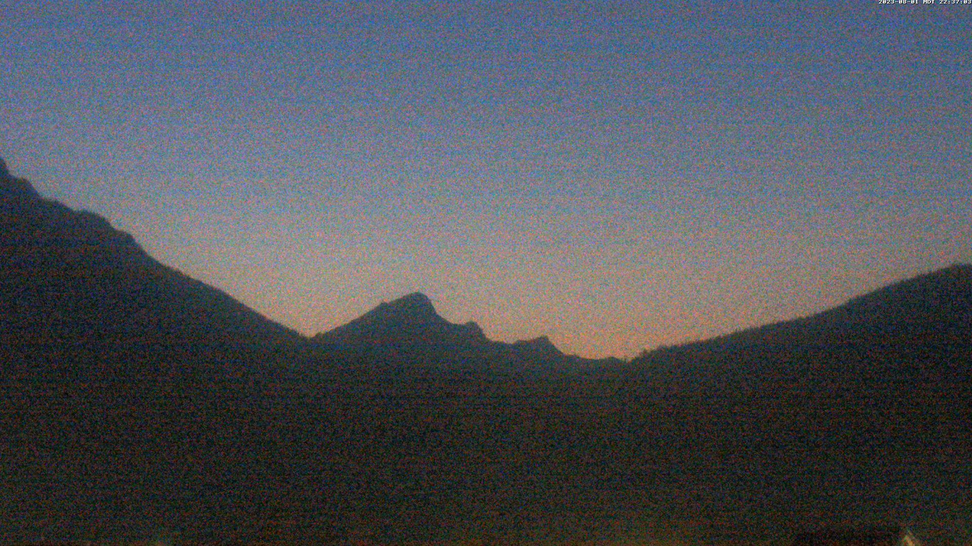 Webcam Mount Norquay